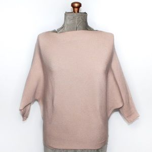 🎀3/$30 Windsor Pink Ribbed Cocoon Sweater